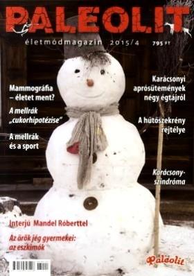 Megjelent meg a Paleolit magazin